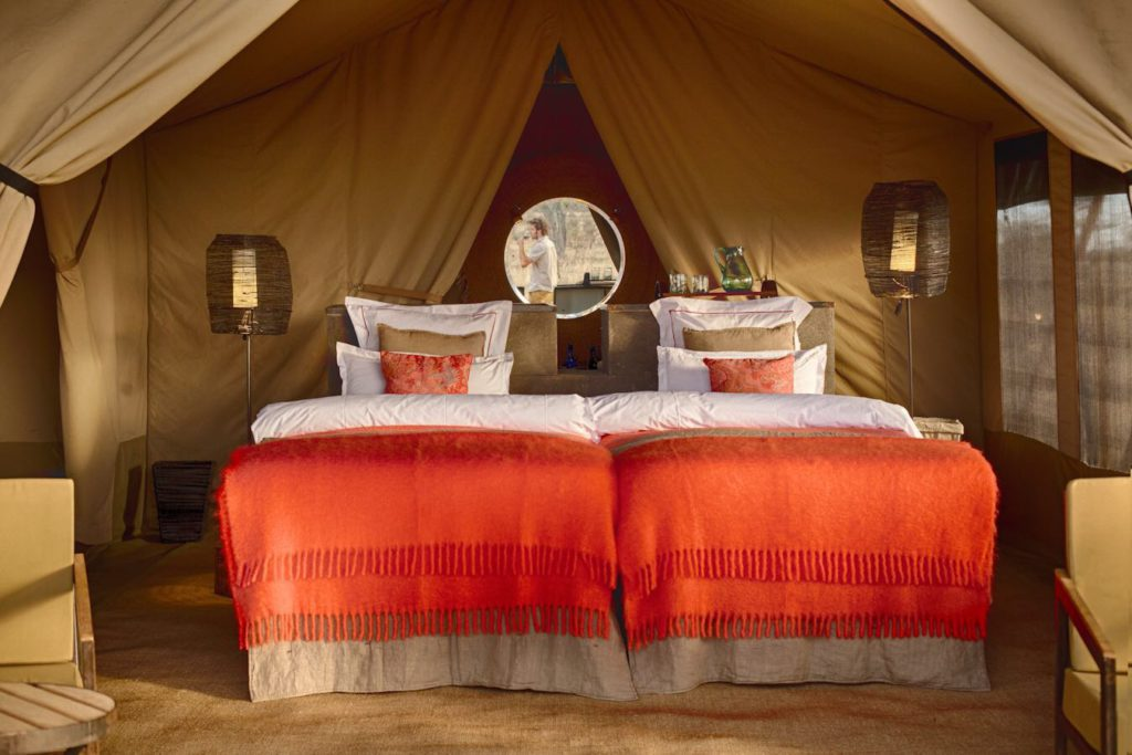 Pumzika Luxury Safari Camp Ratpanat