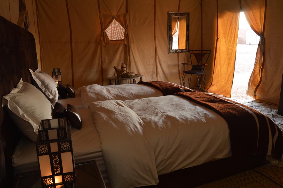 Luxury desert camp Marruecos